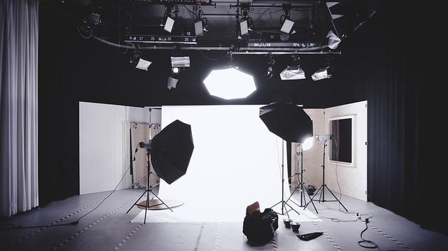 סטודיו קאשי עבור צילום מסחרי