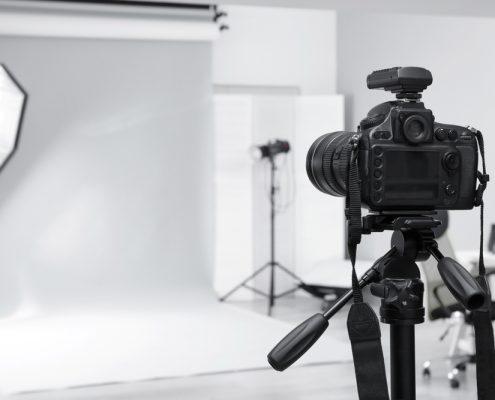 סטודיו לצילום מקצועי